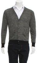 Rag & Bone Wool-Blend Button-Up Cardigan