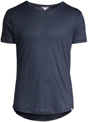 Orlebar Brown OB-T Linen T-Shirt