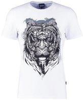 Just Cavalli Print Tshirt White