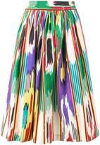 Etro printed midi skirt