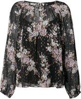 Needle & Thread Prairie Rose blouse - women - Polyester - 0