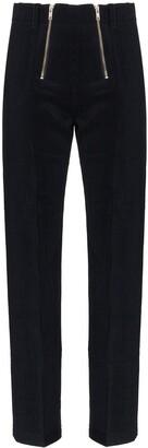 GmbH Straight Leg Corduroy Trousers