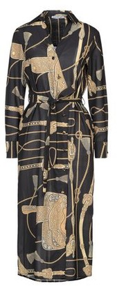 Angela Mele Milano 3/4 length dress