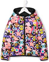 Fendi 'Monster' reversible padded jacket