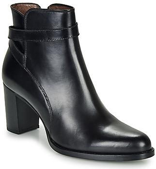 Muratti EMMA women's Low Ankle Boots in Black