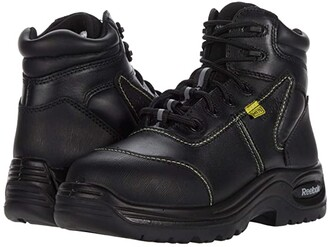 Reebok Work Trainex 6 Sport Boot with Flex-Met(r) Internal Met Guard (Black) Women's Shoes