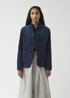 Pas De Calais Mandarin Collar Jacket
