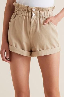 Seed Heritage Paperbag Shorts