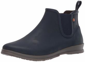 Bogs Women's Sweetpea Ankle Height Waterproof Rubber Rain Boot