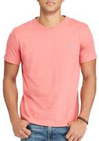 Polo Big And Tall Jersey V-Neck Tee