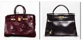 Oliver Gal Classic Handbags (Canvas) (Set of 2)