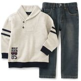 Tommy Hilfiger Size 18M 2-Piece Sweater and Pant Set in Gray