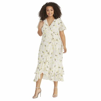 Rachel Roy Women's Plus-Size Talula Dress