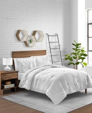 Sunham Honey Comb 3-Pc. Full/Queen Comforter Set Bedding