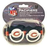 Baby Fanatic Chicago Bears Pacifier -