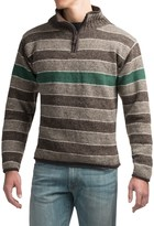 Laundromat Cambridge Sweater - Zip Neck (For Men)