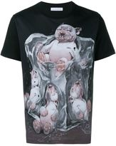 J.W.Anderson 'Ice Cube Bonzo' print T-shirt - men - Cotton - M