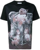 J.W.Anderson 'Ice Cube Bonzo' print T-shirt