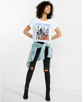 Express junk food the who my generation graphic tee