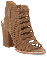 Dolce Vita Amina Braided Nubuck Sandals