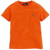 Ralph Lauren Boys 2-7 Cotton Tee