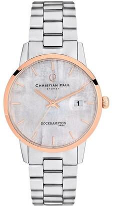 Christian Paul RHS4034 Rockhampton Silver