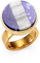 Kelly Wearstler Marco Lapis & Agate Ring