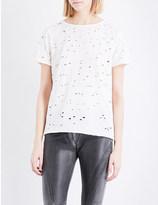 Drifter Luma cotton-jersey T-shirt