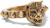 Gucci Gold-tone Ring - 13