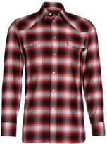 Marc Jacobs Tartan Shirt Red