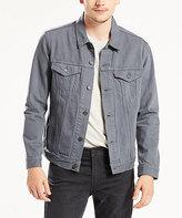 Levi's Gray Turbulence Trucker Jacket