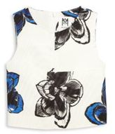 Milly Minis Toddler's & Little Girl's Floral Shell