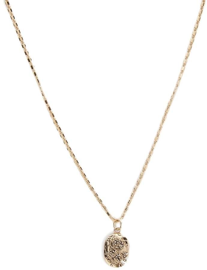 Forever 21 Locket Pendant Necklace