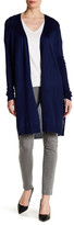 Joseph A Pointelle Back Duster Cardi