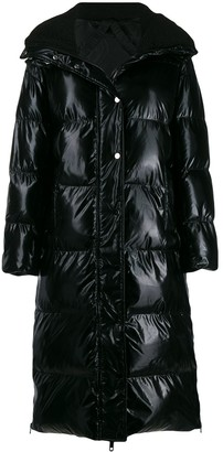 P.A.R.O.S.H. long puffer jacket