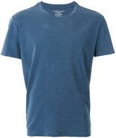 Majestic Filatures crew neck T-shirt - men - Cotton/Spandex/Elastane - S