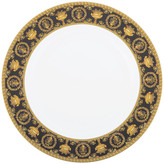 Versace I Love Baroque Plate - 27cm - Black