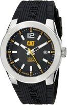 CAT WATCHES Men's AB14121137 Icon Analog Display Quartz Black Watch