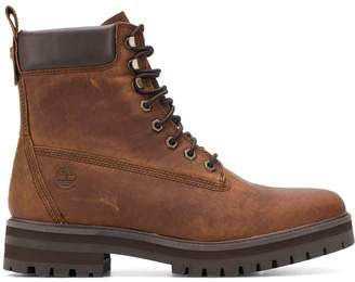 Timberland chunky lace-up ankle boots