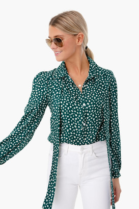Emerson Fry Forest Daisy Frankie Blouse