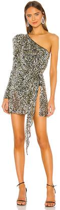 h:ours Tetra Mini Dress