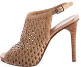 Derek Lam Woven Leather Sandals