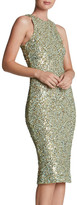Dress the Population Shawn Sequined Midi Dress