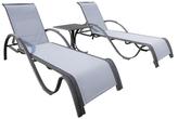 Panama Jack Newport Beach Chaise Lounge Set (3 PC)