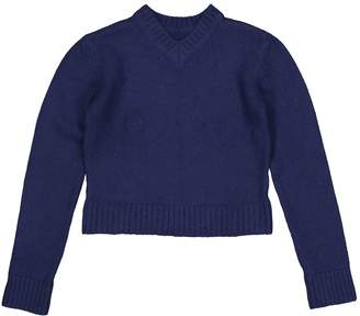 A.F.Vandevorst Navy Wool Knitwear for Women