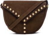 Saint Laurent Y Studs Besace Bag