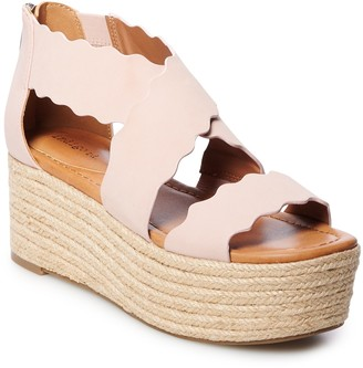 Indigo Rd Haper Women's Platform Wedge Sandals