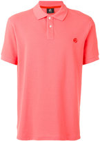 Paul Smith logo embroidered polo shirt - men - Cotton - S