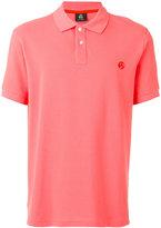 Paul Smith logo embroidered polo shirt