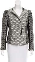 Yoana Baraschi Pattern Knit Jacket